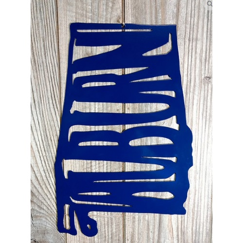 Auburn University Silhouette Wall Decor